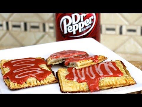 Dr Pepper Pop Tarts | How to Make Homemade Pop Tarts