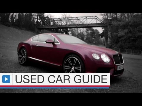 Bentley Continental GT Used Car Guide | Top Marques UK | Jon Quirk