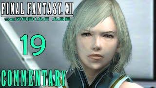 Final Fantasy XII The Zodiac Age Walkthrough Part 19 - Rescuing Princess Ashe (PS4 Gameplay)