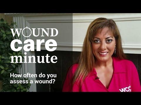How Often Do You Assess a Wound?