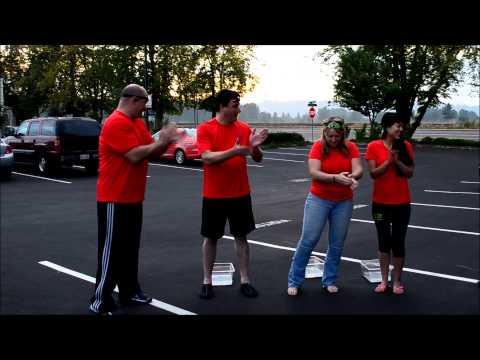 Float Team Ice Bucket Challenge