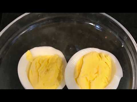 Easy Hard Boiled Eggs Recipe In Instant Pot | Instant Pot Breakfast Recipes