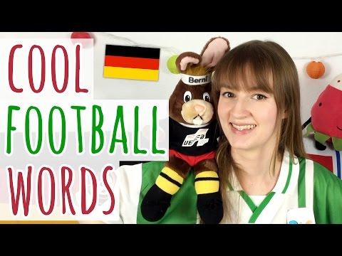 Fantastic German football words!