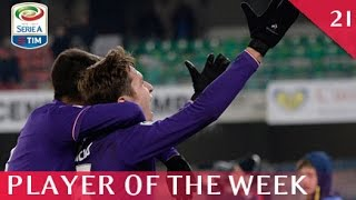 PLAYER OF THE WEEK - Giornata 21 - Serie A TIM 2016/17