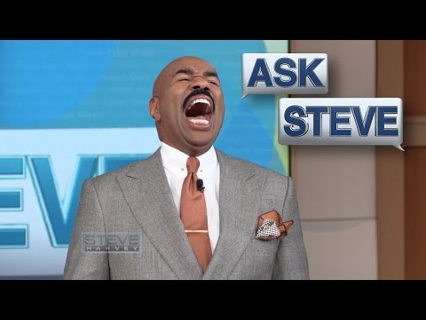 Ask Steve: I can't go a year without sex! || STEVE HARVEY