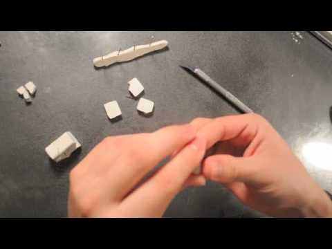 How to make a Claymation: Eyeballs