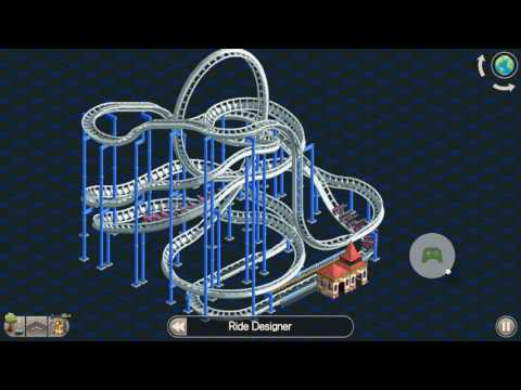 RCTC How to delete saved ride/rollercoaster designs.