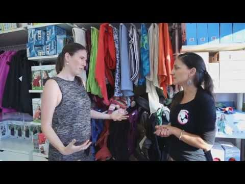 Which baby carrier to choose from for Babywearing Dance classes?