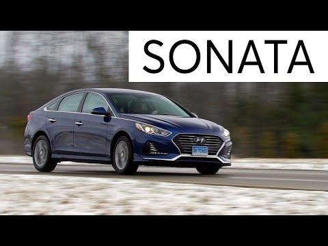 2018 Hyundai Sonata Quick Drive   Consumer Reports
