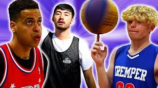 Types of Basketball Players