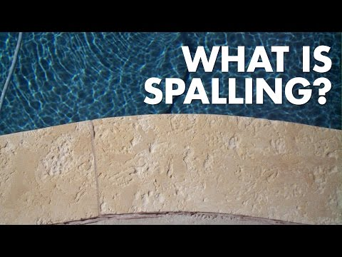Porous Materials - Common Problems: Spalling