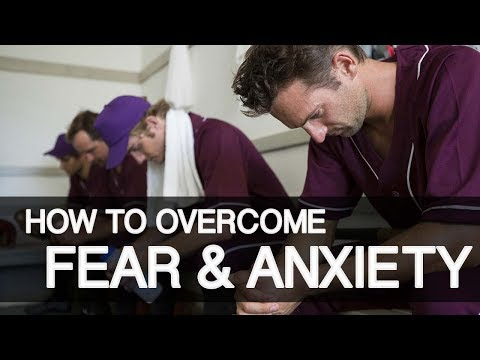 How To Overcome Fear and Anxiety In Sports - Craig Sigl