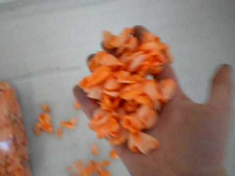 preserved roses petals