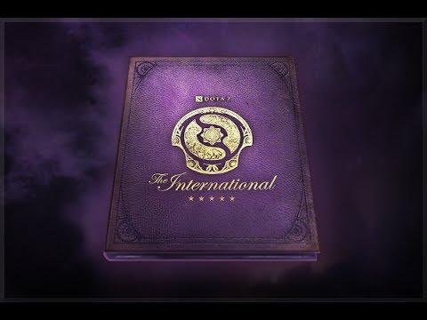 Dota 2 The International Compendium 2014 preview