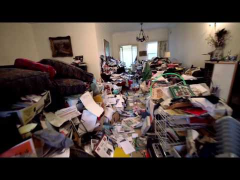 Extreme Hoarder House Clean Up - BEFORE + AFTER Results!