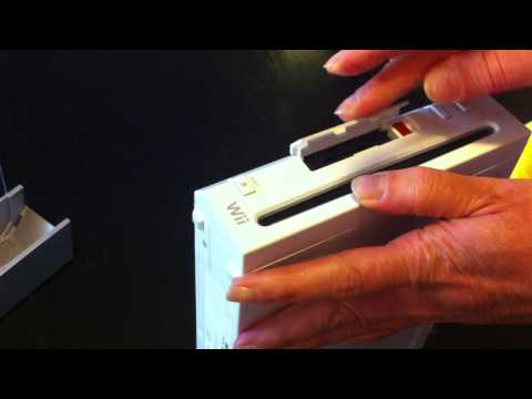 How to clean a Wii properly / Cleaning the Nintendo Wii