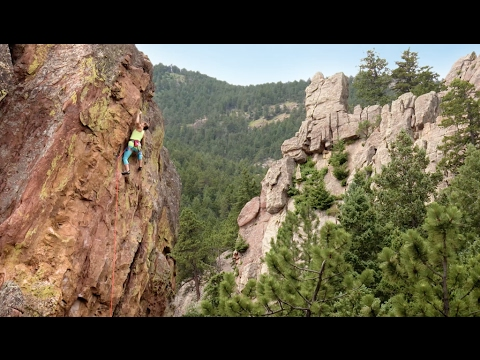 Learn How Yoga Can Improve Your Climbing with Pro Climber and Certified Yogi Heidi Wirtz