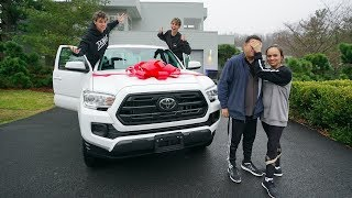 SURPRISING OUR DAD WITH HIS DREAM BIRTHDAY GIFT!