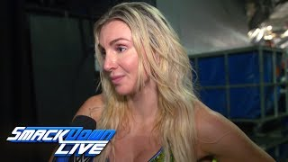 Charlotte Flair recaps her dominant SummerSlam: SmackDown Exclusive, Aug. 13, 2019