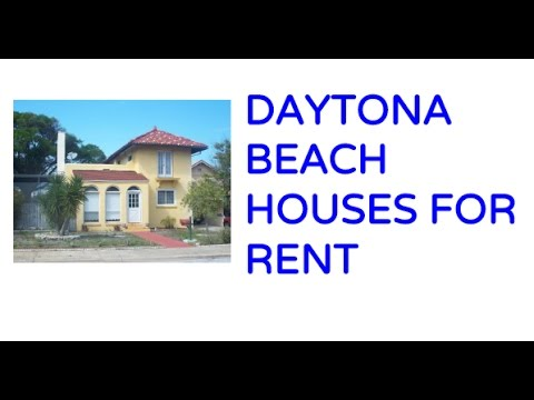 Find Daytona Beach houses for rent