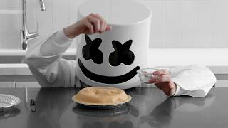 Cooking with Marshmello: How To Make Peach Pie  (Shaky Beats Edition)