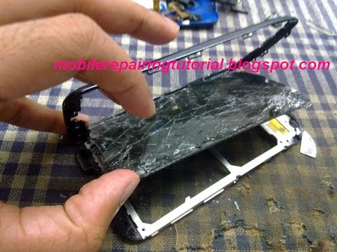 Motorola XT1052 LCD Replacement