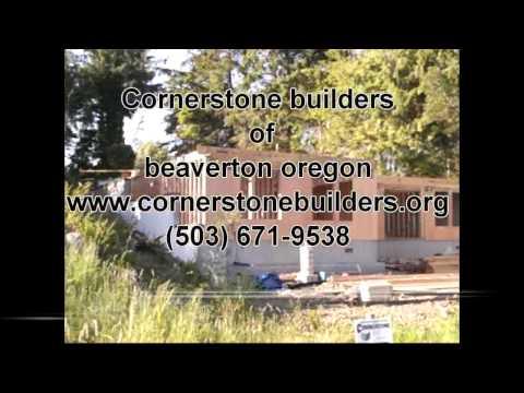 Cornerstone Builders    framing basement walls