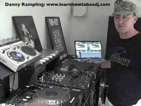 Rampling Dj Set Up - Behind The Scenes - How To DJ