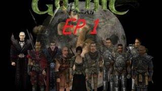 Gothic 1 in limba romana - EP 1 - Bun venit in colonie!