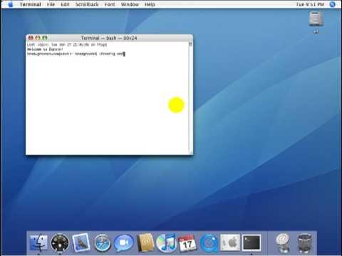 Tutorial - Spoof MAC Address in OS X