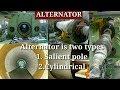 Types of Alternator's in Tamil