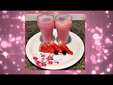 Gond Katira Milkshake Recipe   Summer Special