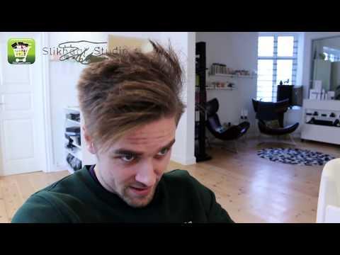 Men's Hair Tutorial | Inspired by Gareth Bale, Justin Timberlake, David Beckham & Ryan Gosling