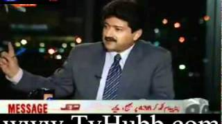 Imran Khan in Capital Talk 19 April 2011 Geo News Talk Show