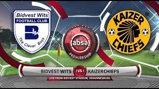 Absa Premiership 2018/19 | Bidvest Wits vs Kaizer Chiefs