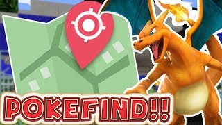 IS THIS THE BEST POKEMON TEAM!? - Minecraft Pokemon GO POKEFIND #5