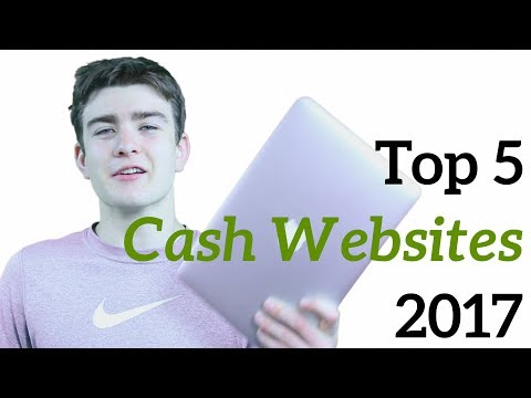 Top 5 Websites for Making Money - June 2018