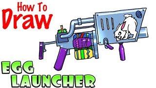 egg launcher fortnite