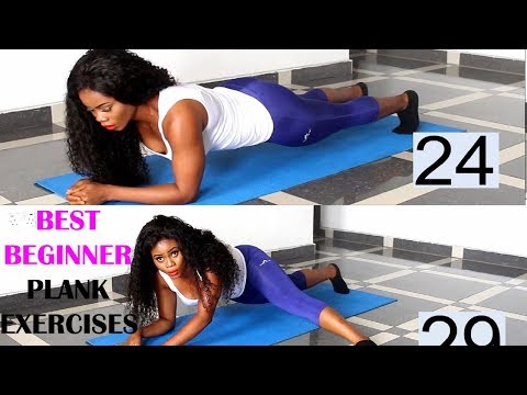 Best Plank Exercises for Beginners |At home 6 Minutes Best Plank Workout for Women