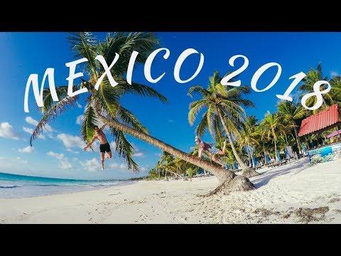 MEXICO 2018 TULUM HOLBOX COZUMEL XPLOR