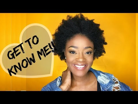 GET TO KNOW ME! | Q&A | WHAT'S MY SEXUALITY? 2018