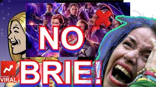 Download BRIE LARSON EDITED OUT OF AVENGERS ENDGAME! SJWs are MAD ON THE INTERNET! Video