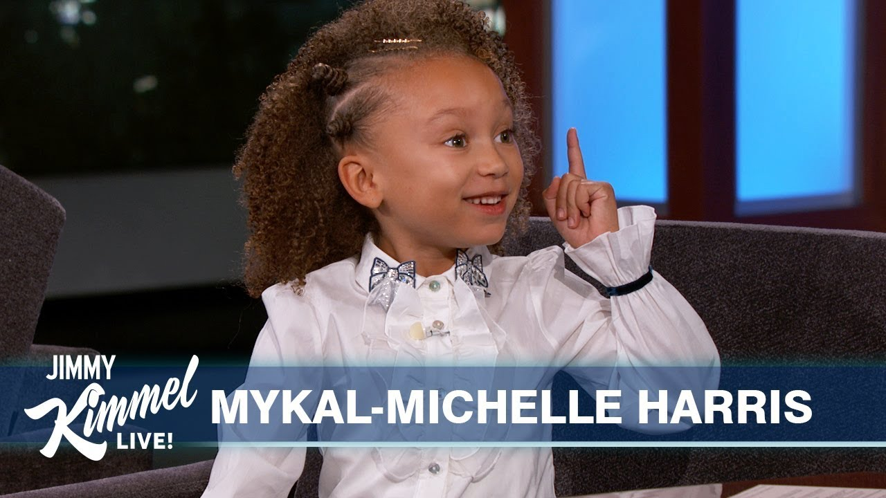 Seven-Year-Old Mykal-Michelle Harris on Mixed-ish, Mariah Carey & the 80's
