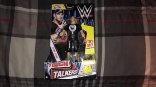 John Cena Tough Talkers WWE Figure Pickup