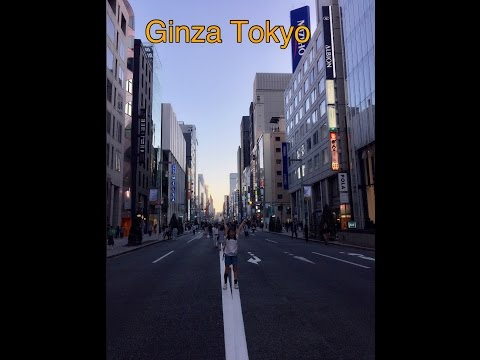 Ginza Tokyo 2017
