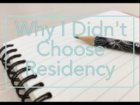 Why I Didn't Do A Pharmacy Residency & Why It's OK