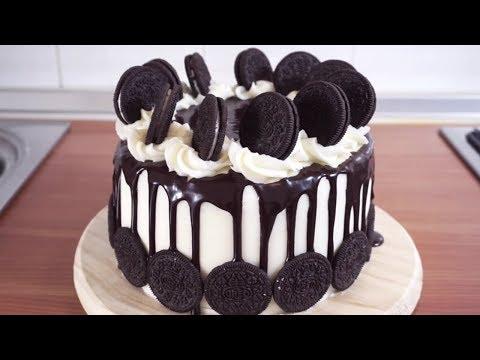 Eggless Chocolate Oreo Cake Without Oven| Oreo Cake in Pressure Cooker|Chocolate Oreo Cake in Hindi