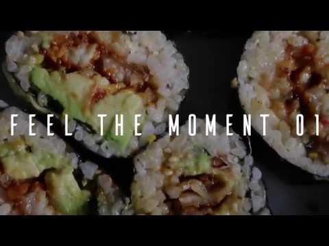 Eel Avocado Roll | Feel the Moment 01