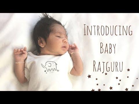 Introducing Baby Rajguru | Mom n Me