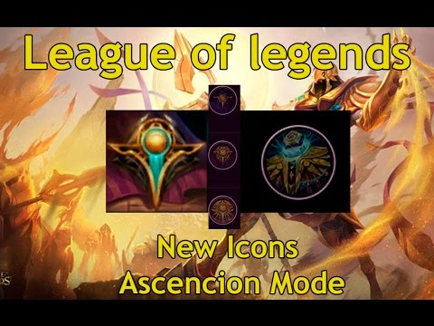 League Of Legends Shurima Icons